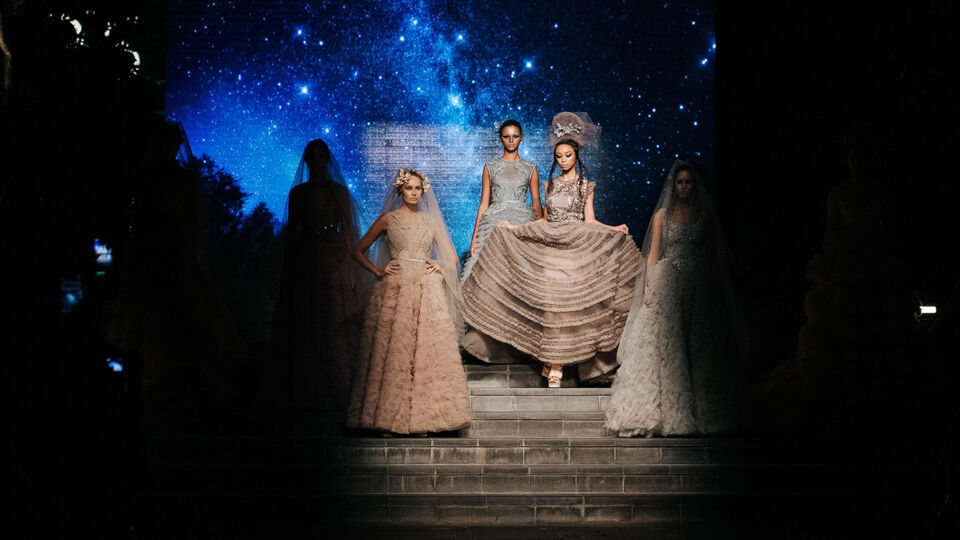 Arab Fashion Week 2018: Runway Highlights