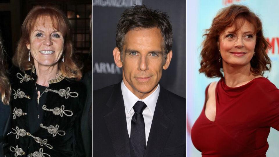 Ben Stiller, Susan Sarandon And The Duchess of York Will Be In Dubai Next Month