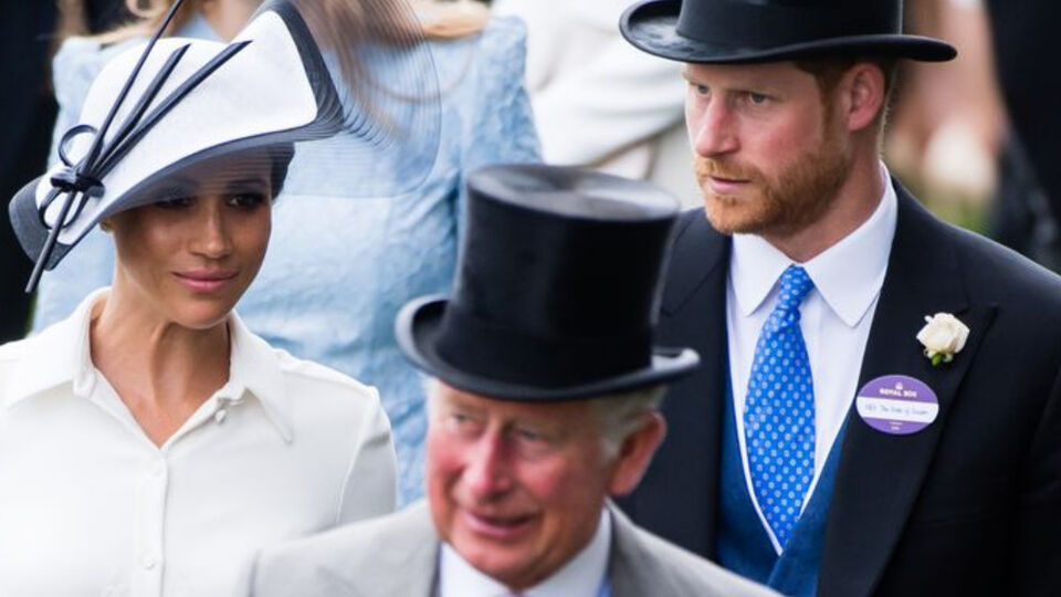 Prince Charles Hints Baby Names That May Make The Shortlist For Harry And Meghan's Newborn