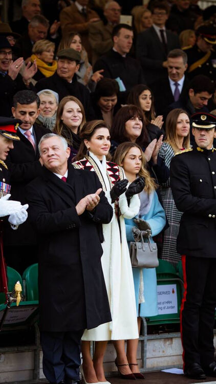 Pictures: All The Photos From Princess Salma's Graduation