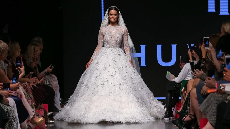 Arab Fashion Week 2018: Runway Highlights
