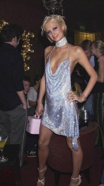 Paris Hilton - 21st birthday party