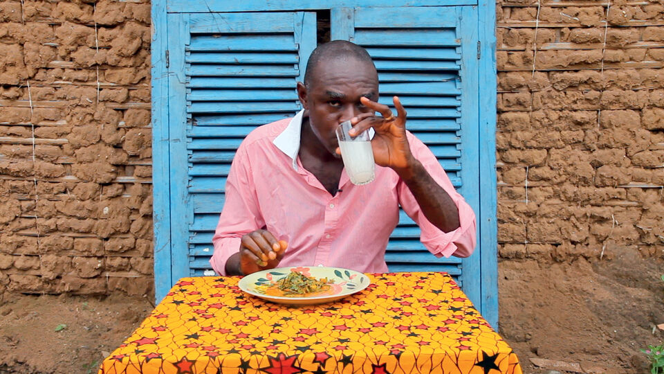 Food Matters: This London-based Gallery Participates at Art Basel Miami for the First Time with Works by Nigerian Zina Saro-Wiwa