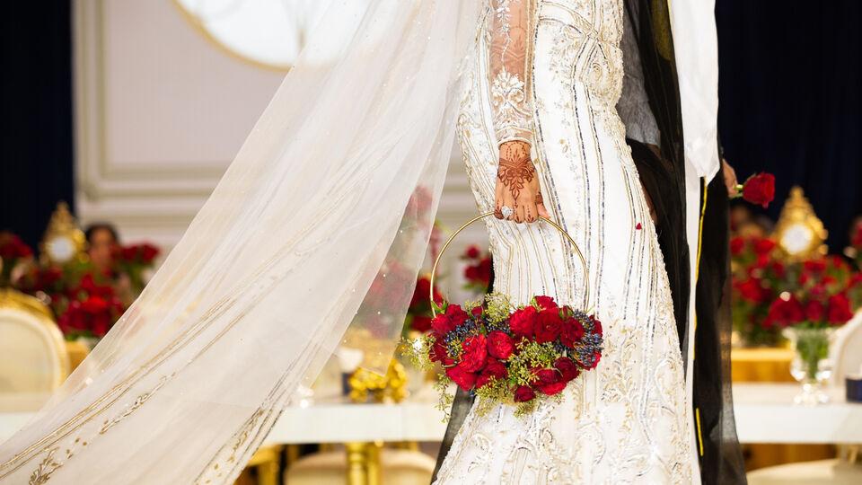 Exclusive: Inside The Opulent Wedding Of Sheikha Shamma Bint Hamdan Al Maktoum
