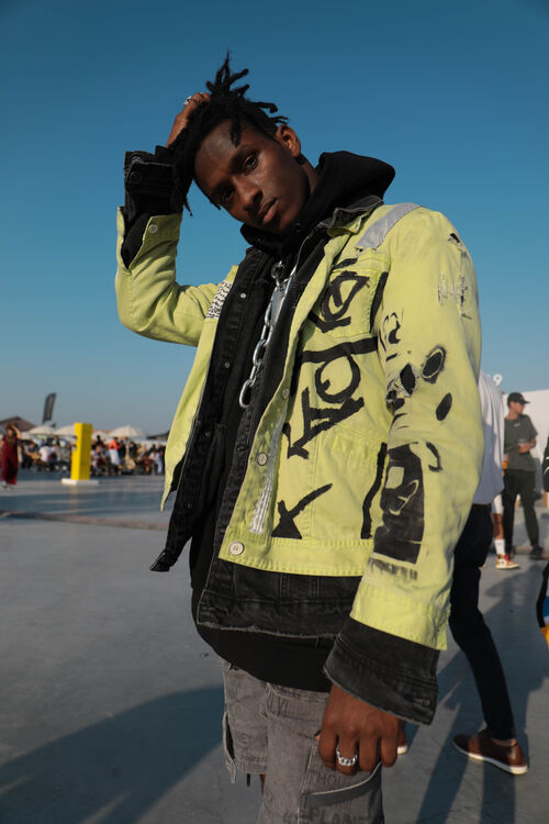 All Of The Street Style Highlights From Sole DXB