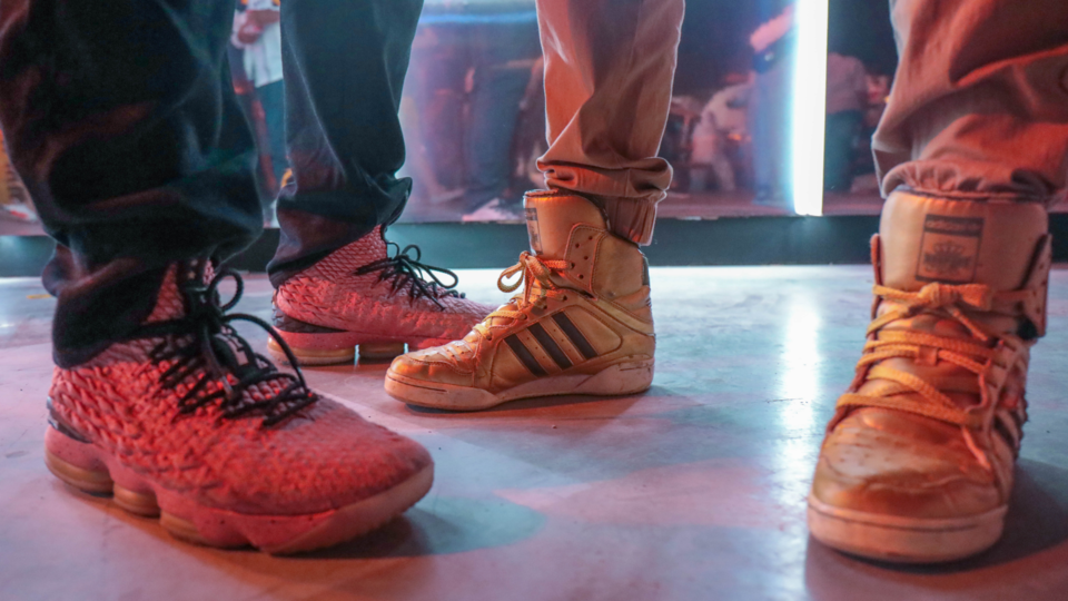 The Most Standout Sneakers At Sole DXB 2018