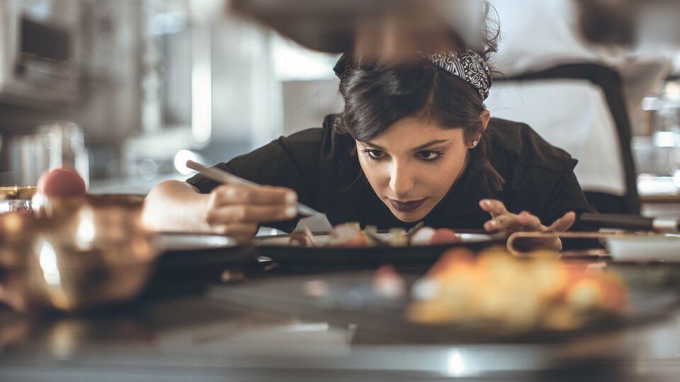 The Food Hustle: Chef Tara Khattar Rethinks Lebanese Cuisine