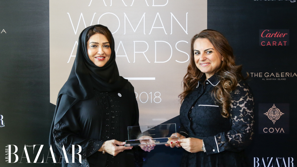 Pictures: All The Highlights From The 2018 Arab Woman Awards
