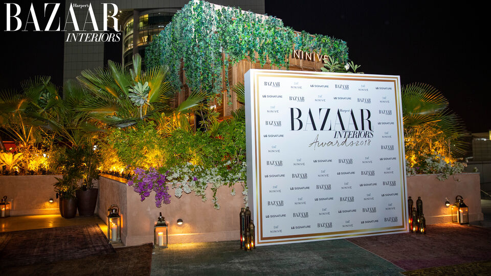 Pictures: All The Highlights From The 2018 Harper's Bazaar Interiors Awards