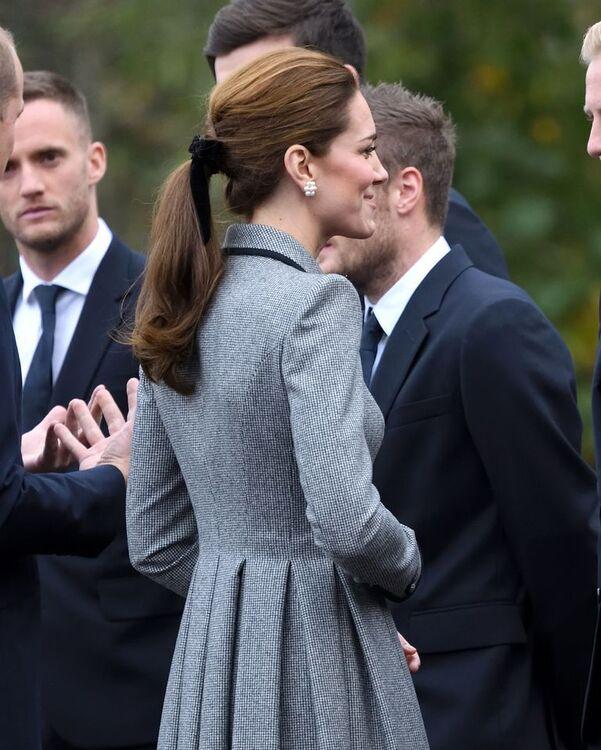 Kate Middleton's Royal Bow