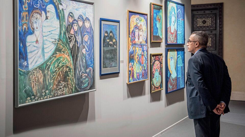 A Fresh Edge At Art Dubai: Chloe Vaitsou Become's The Fair's International Director