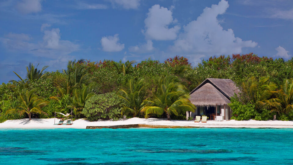 An Island Built for Two: Coco Bodu Hithi