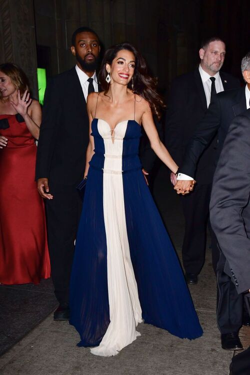 Amal Clooney's Best Fashion Moments Of 2018