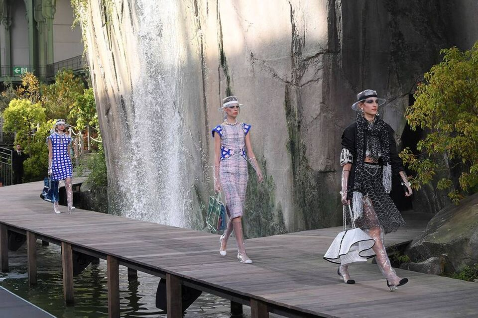 The New Chanel Boutique In Dubai Mall Has Finally Opened