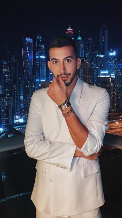Here's How Your Favorite Celebs Spent Their NYE Across The Middle East