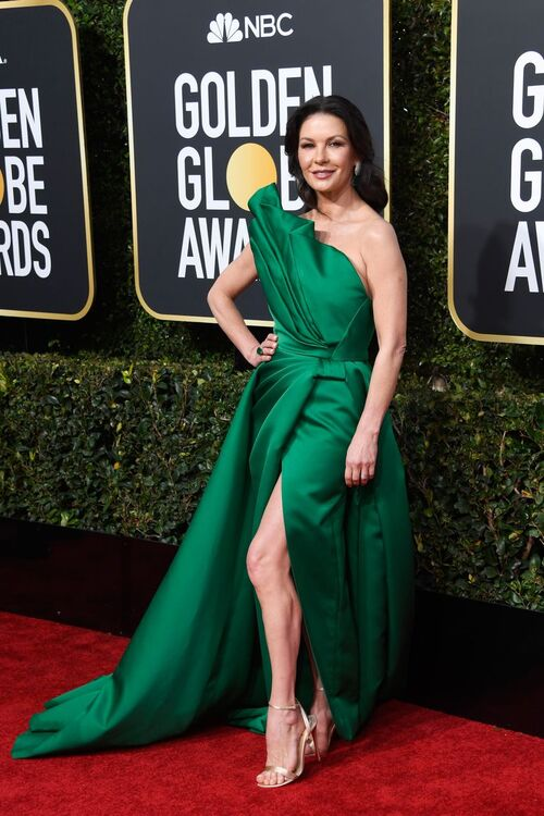 Best Dressed Celebrities At The Golden Globes 2019