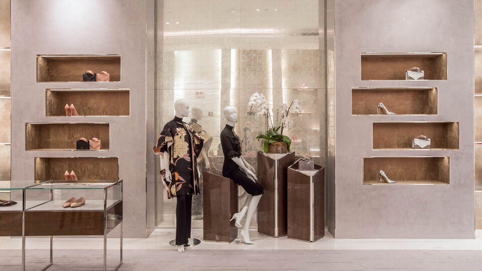 British Couture Label Ralph & Russo Opens Flagship Boutique in Dubai