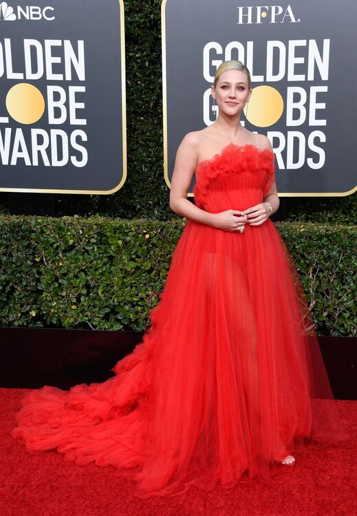 The Arab Designers Who Stole The Show On The Golden Globes Red Carpet