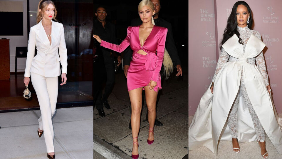 The Most Successful Celebrity Fashion Lines Ever