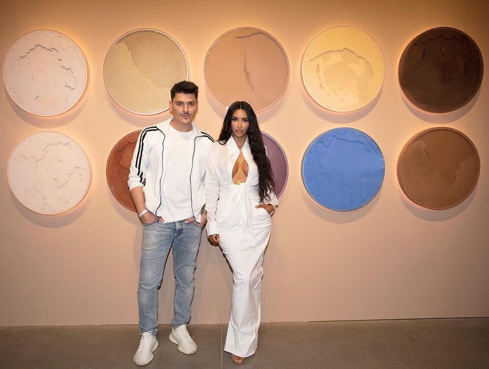 Spend 24 Hours With Kim Kardashian's Go-To Makeup Artist Mario Dedivanovic
