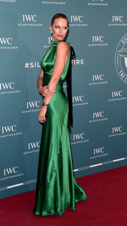 Inside IWC's Glitzy Party Celebrating Their New Pilot's Watches