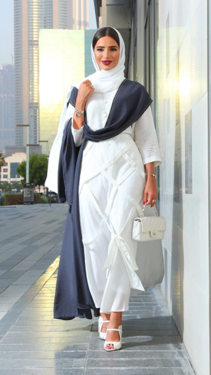 #StyleFile: Fatma Husam Is Modest Style Goals