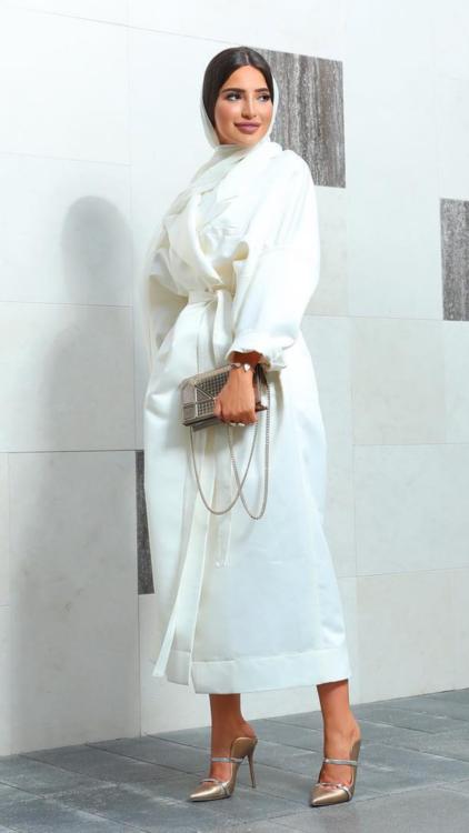 #StyleFile: Fatma Husam Is Modest Style Goals