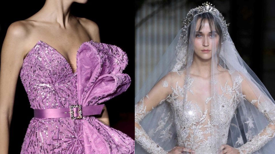 All Eyes Are On Arab Designers At Paris Couture Week 2019