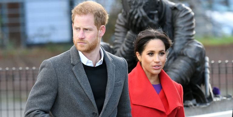 Meghan Markle And Prince Harry Are Reportedly Moving Out Of Their Cotswold Home