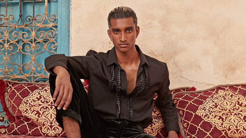 Sri Lankan Model Jeenu Mahadevan Says Colourism Is Just As Prominent In Men's Fashion