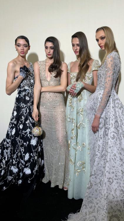 Paris Couture Week Photo Diary: Iraqi Stylist Maya Williams