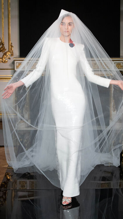 All The Highlights From Day Two Of Paris Couture Week