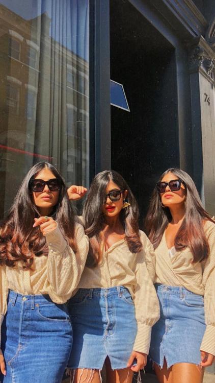 #One(s)ToWatch: Iranian Triplets Golnaz, Tanaz and Elnaz Hakkak