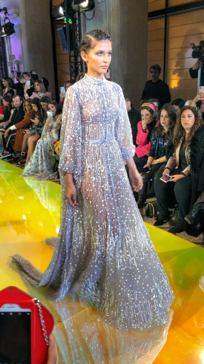 Paris Couture Week Photo Diary: Iraqi Stylist Maya Williams