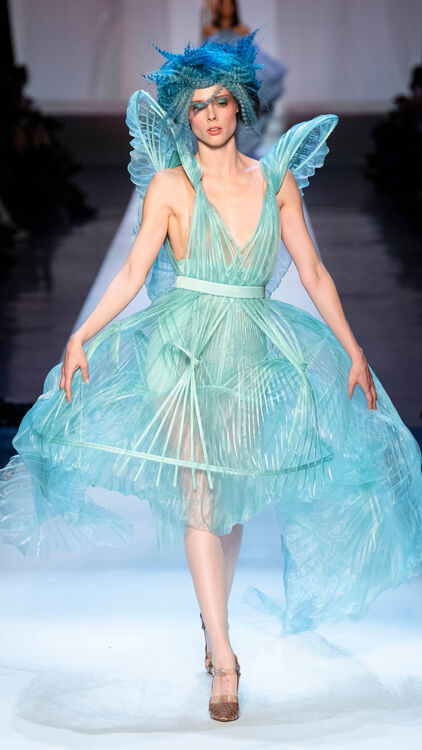All The Highlights From Day 3 Of Paris Haute Couture Week