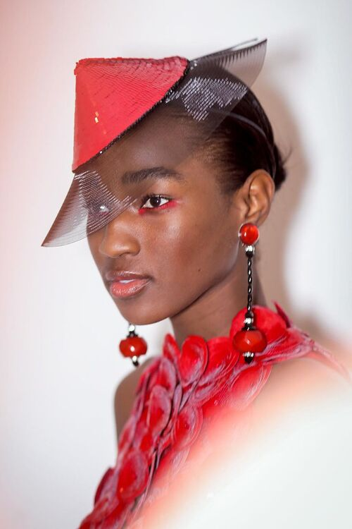 Paris Couture Week 2019: The Best Beauty Looks On The Runway