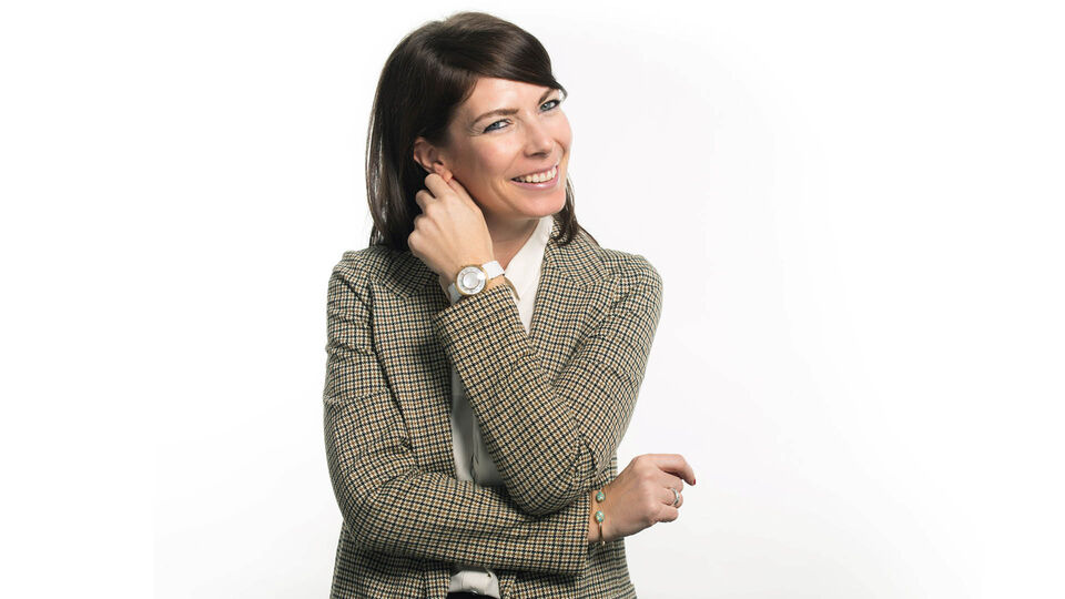 Interview: Aurélie Picaud of Fabergé On Women's Watches