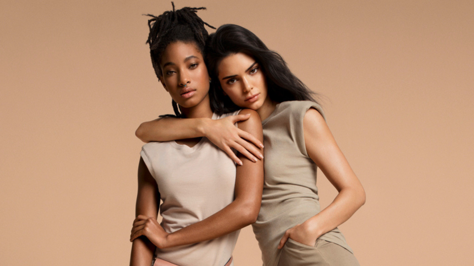 Kendall Jenner And Willow Smith Are The Faces Of Stuart Weitzman's New Campaign