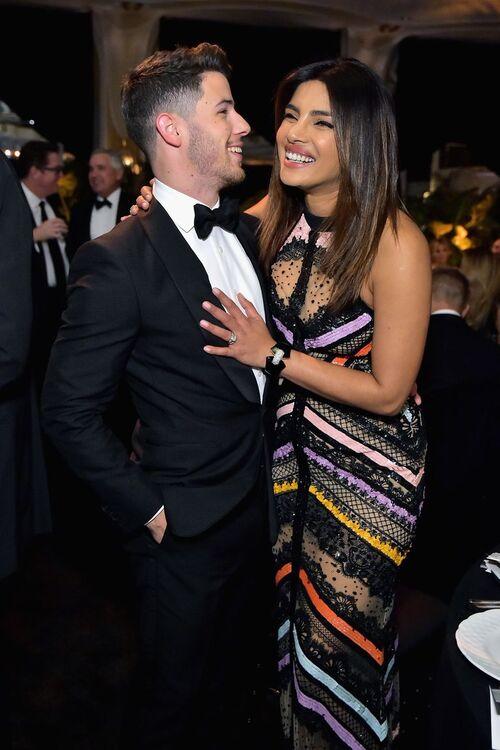 Nick Jonas And Priyanka Chopra Just Made The Best Joke About Their Many Weddings