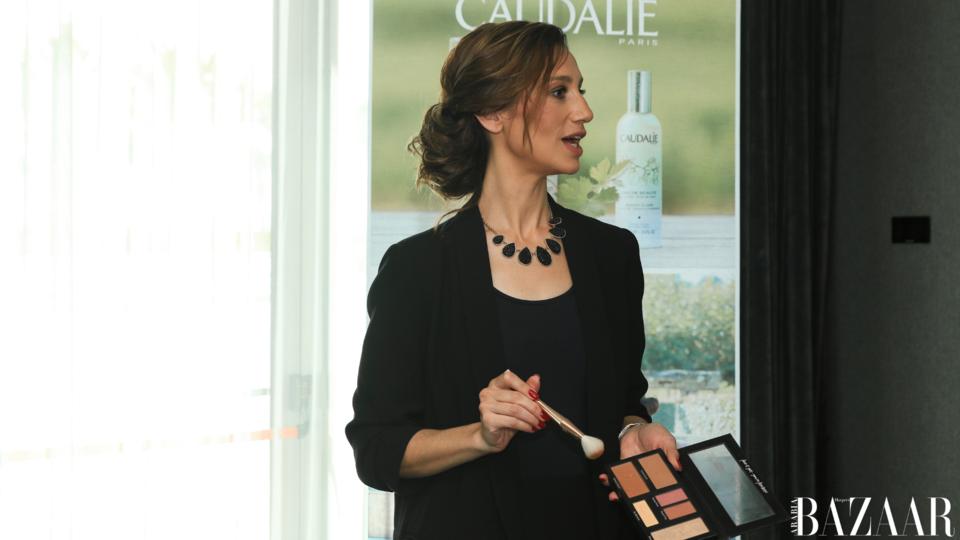 Pictures: Laure Sejean's Beauty 101 Workshop
