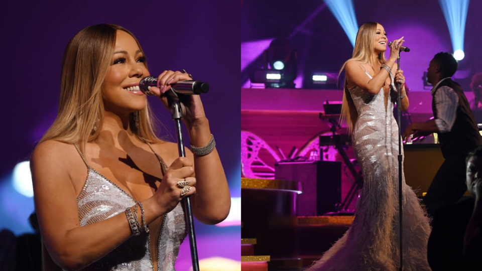 Mariah Carey Was The First-Ever American Female Performer In Saudi Arabia