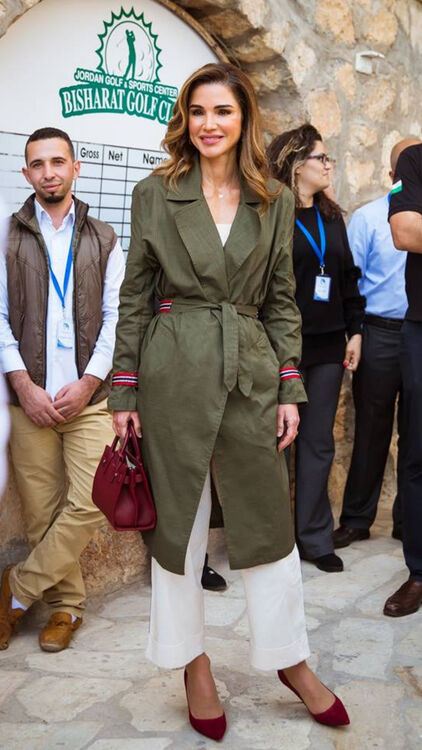 #StyleFile: 41 Outfits That Prove Queen Rania Is Ultimate Style Goals