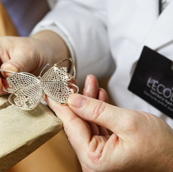 Van Cleef & Arpels' L'Ecole Returns To The Middle East