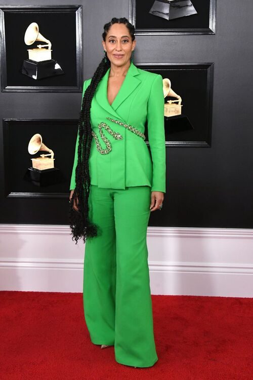 Of All The Grammy's Red Carpet Moments, These Were The Highlights