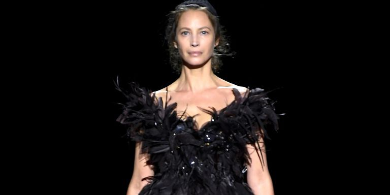 Christy Turlington Just Walked The Runway For The First Time Since The '90s