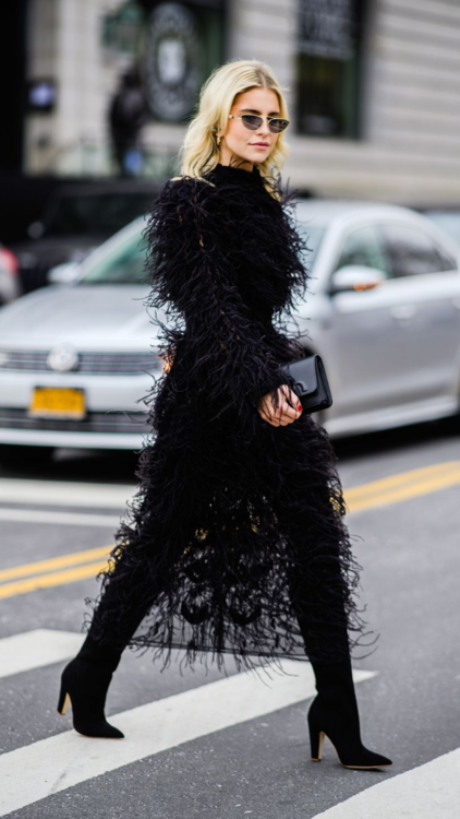 The Best Of New York Fashion Week Street Style For Autumn/Winter 2019