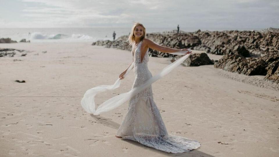 How To Begin Your Wedding Gown Search Harper S Bazaar Arabia