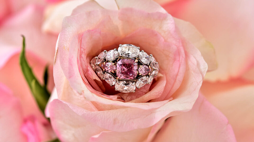 8 Things You Didn't Know About Coloured Diamonds