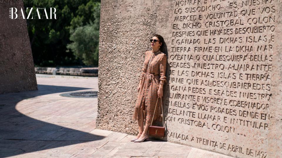 Middle Eastern Female Talent Shakes Up Madrid's Creative Scene