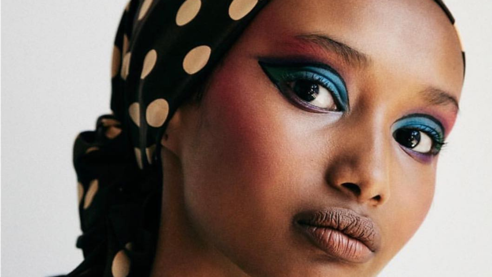 6 Things To Know About Rising Hijabi Model Ugbad Abdi